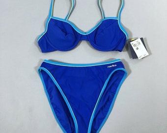 Hot Sale Ladies Size 12 Pink Under Wired Padded Bikini Nwt Swimwear