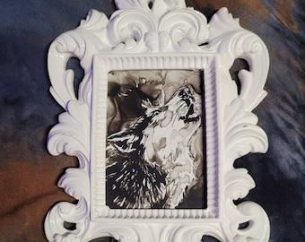 Framed Original - Joy Howl - 2021