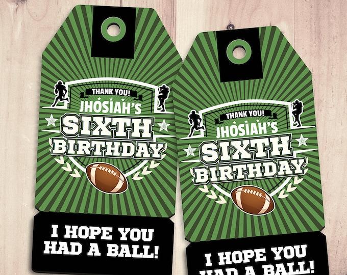 Basketball Birthday Party Favor Tag,Football party, basketball party, wrestling party, sports party, All-Star, printable
