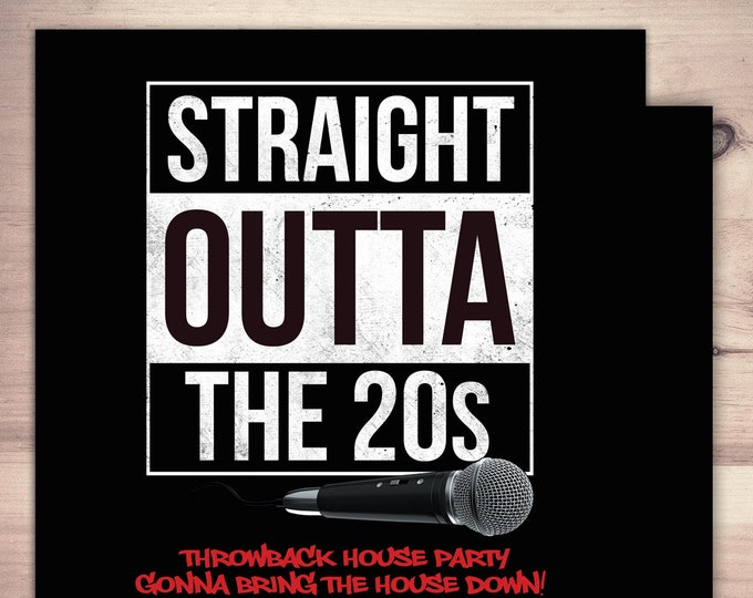 Any AGE, Hip Hop, House Party, 90s Party House Party, 90s party, 80s party, Hip Hop Birthday, 30th birthday, House Party, Fresh prince, BBQ