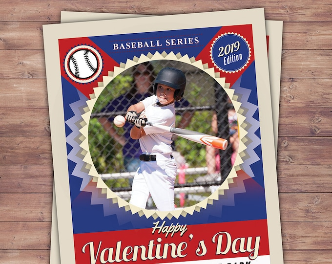 Valentine Cards for kids- Kids Valentine Cards- All star Valentine Cards- DIY PRINTABLE Valentine Cards- Valentine - sports valentines