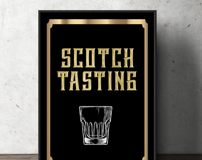 Cheers and Beers, sign, beer tasting, 21st, 30th, 40th, 50th, 60th, Birthday Party, adult birthday, wine tasting, party sign, scotch tasting