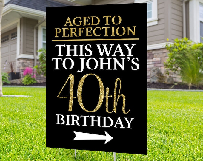 Any age, Happy birthday yard sign design, Digital file only, Honk outdoor sign, Quarantine Birthday, Birthday Yard Sign, Happy Birthday Sign