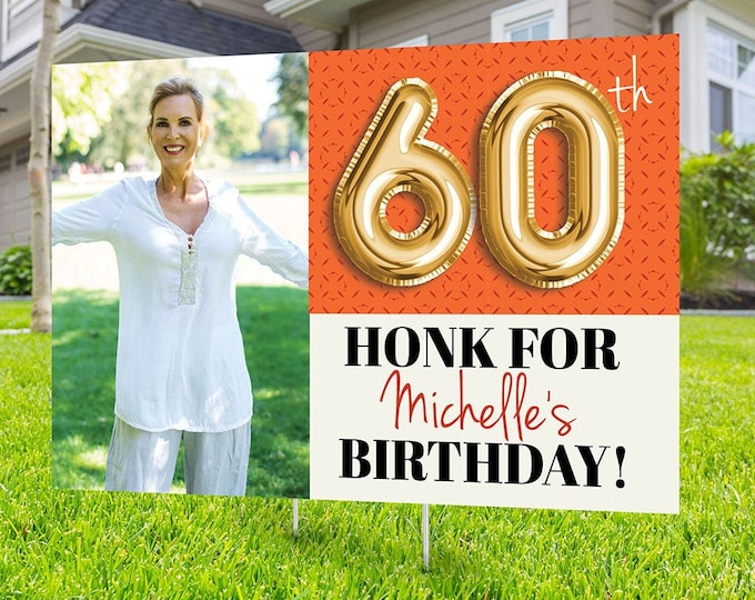 Any Age, Drive by birthday parade, Digital file only, yard sign, drive-by birthday party, car birthday parade, quarantine party