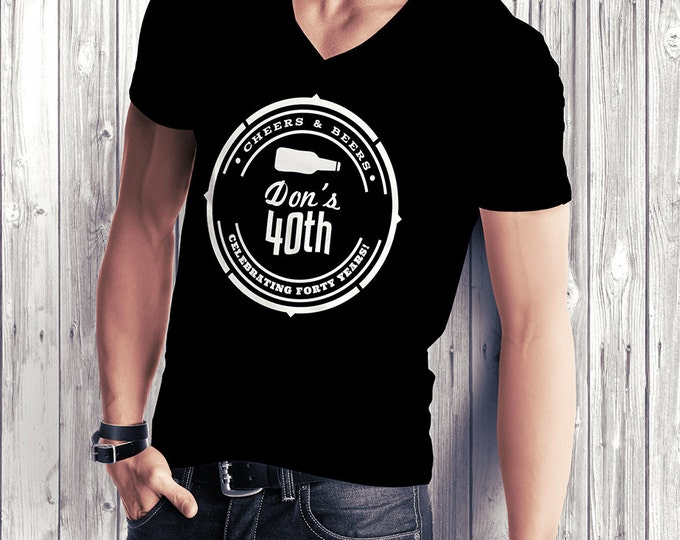 Digital file • Birthday T-shirt, rockstar,cheers and beers, Rock Star, birthday t-shirt , birthday, rock star birthday, rock star birthday,