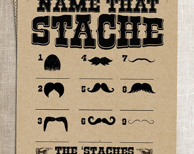 Mustache Bash Baby Shower, advice for mommy - Mustache Shower- shower game - Little Man- baby shower, boy baby shower, mustache,