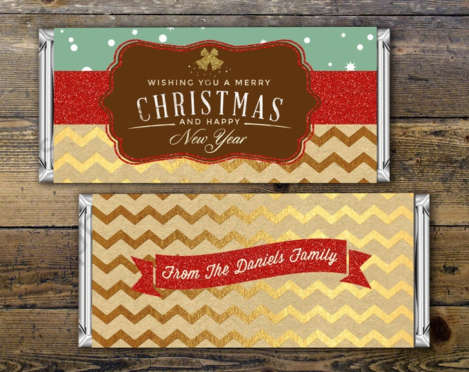 Christmas Candy Bar Wrapper, Christmas Wrapper, Christmas Printable, Christmas Teacher Gift, Christmas Favour, Christmas Party, Christmas
