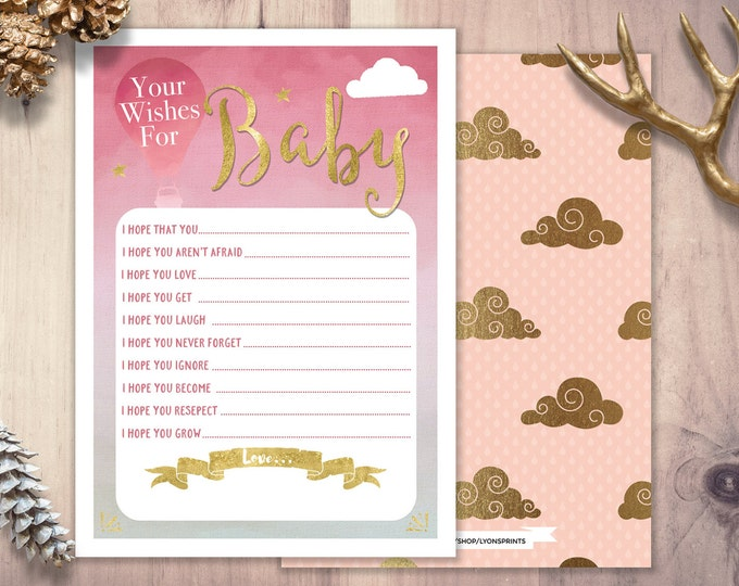 Wishes for baby, travel Baby Shower,  shower game, precious cargo, baby shower wishes, baby shower game