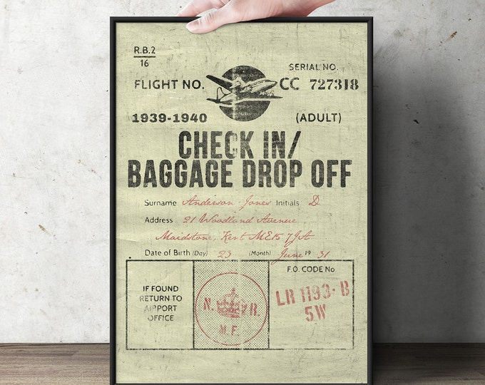 Precious Cargo, table signs, Baby Shower, vintage airplane, party signs, party decor, Digital files only