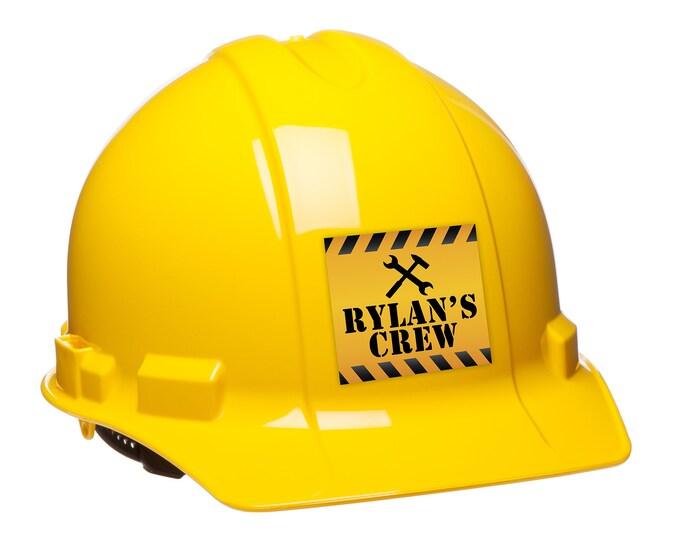 Digital sticker Favor label, Under Construction Baby Shower, Construction, Tools, construction birthday, Dump everything, bear