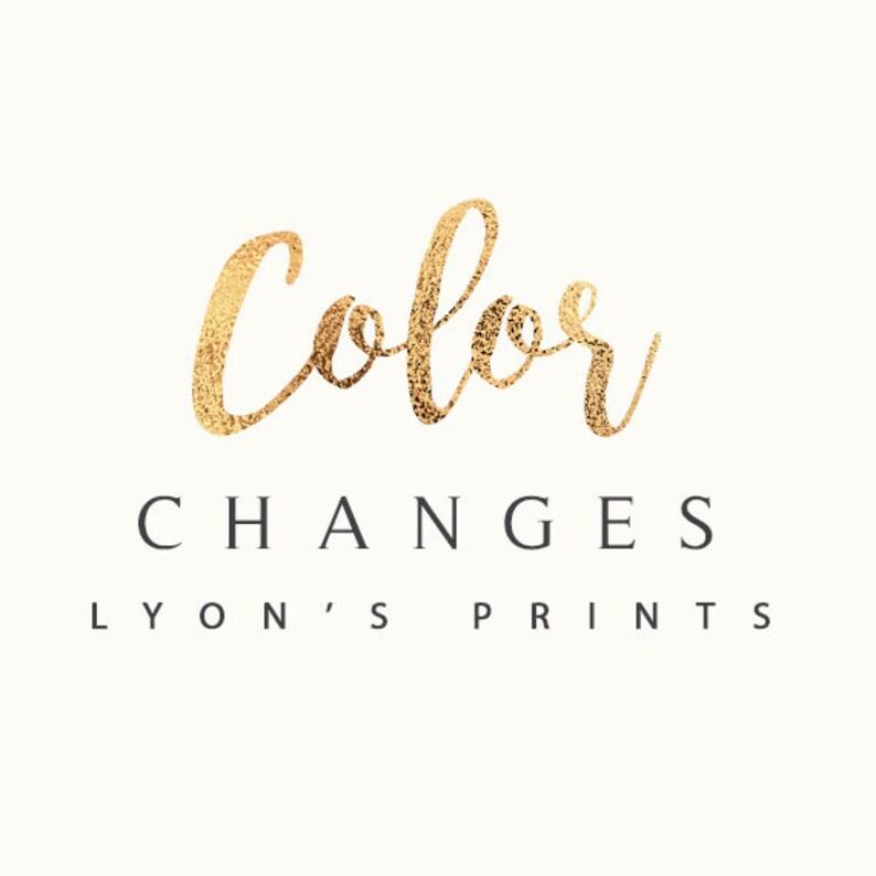 Add On _ Custom Color Change image 0