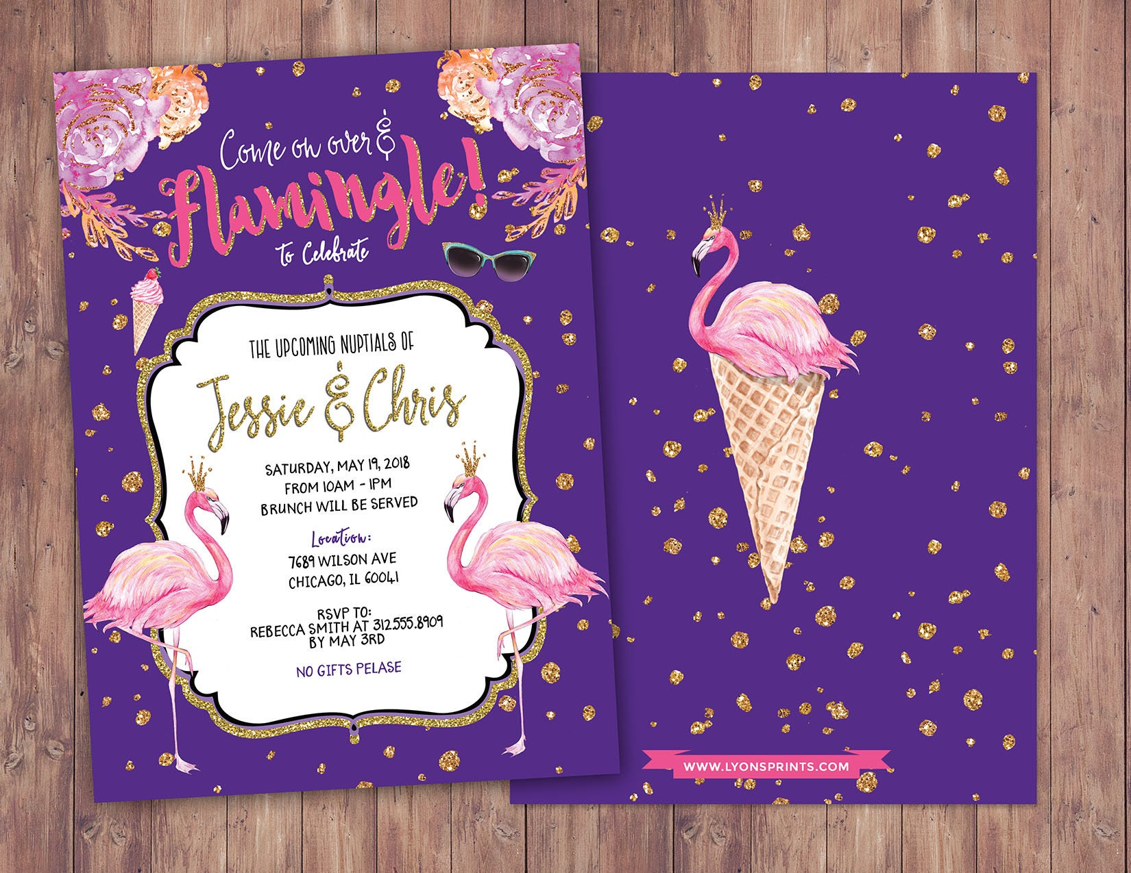 Bridal shower flamingo invitation flamingo party pool party bridal shower flamingo invitation flamingo party pool party invitation baby shower invitation pink gold invitation ice cream party filmwisefo