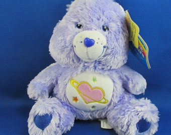 """Care Bears Daydream Bear """"Special Edition"""" Stuffed Toy 8"""" Tall"""