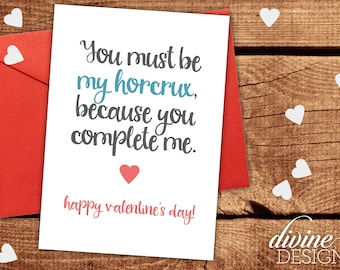 I Know A Keeper When I See One Harry Potter Valentine Etsy