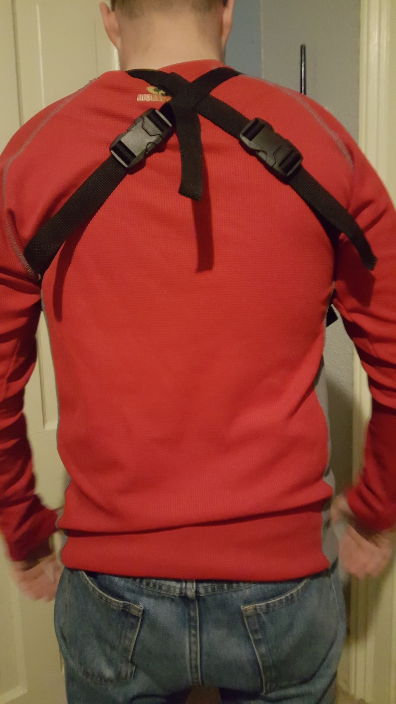 Redhood Batman Cosplay or Larping armour chest piece