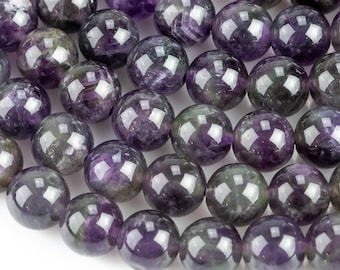 New Beads,Natural Amethyst Smooth Beads Oval Shape,Beads Size 8X6MM TO 10X7MM Approx 9.5/'/' Inches {1 strand}