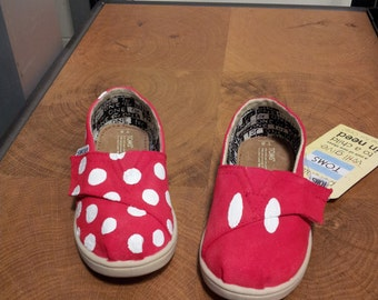 Toms Shoes Cistomized