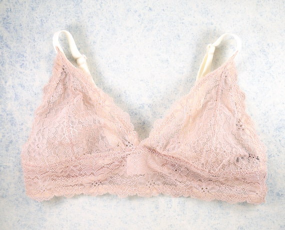 LARGE - THIA bralette blush