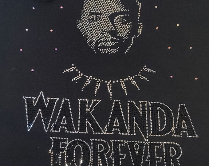 Featured listing image: WAKANDA FOREVER!