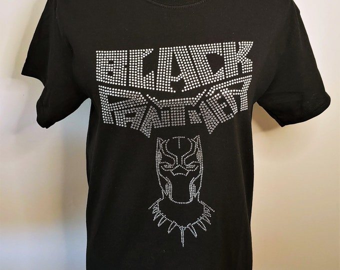 Featured listing image: Black Panther T-SHIRT