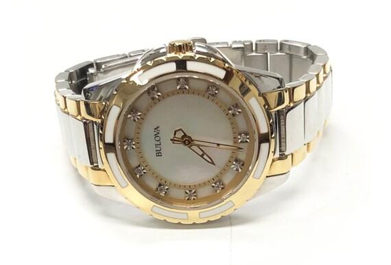 Bulova Wrist watch 98p140
