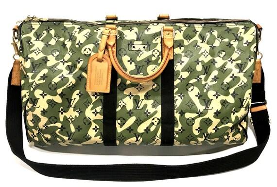 Louis Vuitton Travel Bag Takashi Murakami Monogram