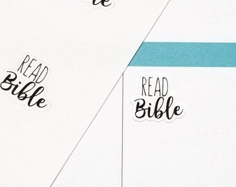 Bible stickers   Etsy