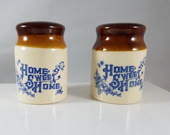 Home Sweet Home Salt and Pepper Shakers (1011)