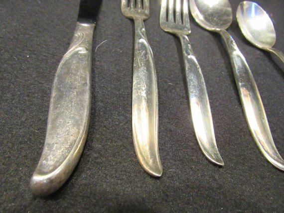 SWEEP 1958 DINNER FORK BY WM ROGERS