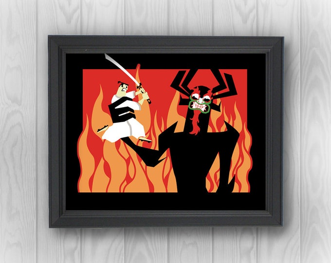 Featured listing image: Samurai Jack