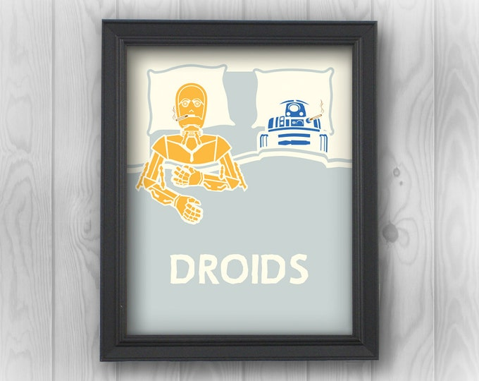 Featured listing image: Droids - R2D2 / C3PO