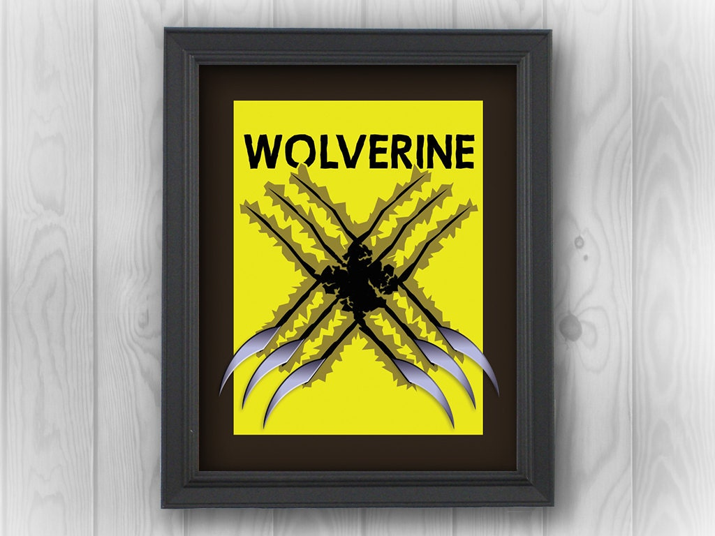 Wolverine, X-Men, Marvel Comics, MCU, superheroes, mutant ...