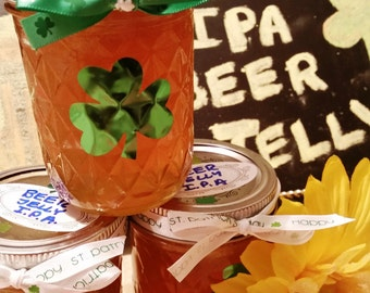 IPA BEER JELLY