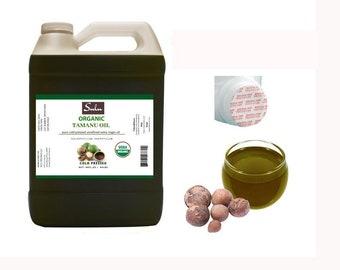 Tamanu Oil- High Quality Foraha 100% Pure Organic Unrefined Virgin