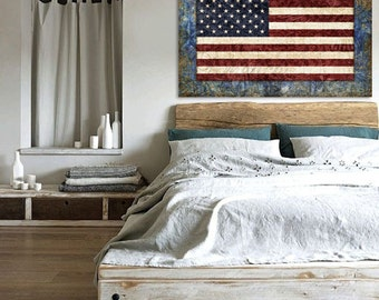 Dorm decor wall flag   Etsy