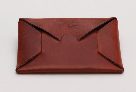 Wallet Convenient and simple, without seams or rivets. Simple design card wallet.