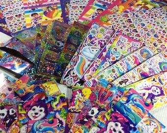 Lisa Frank sticker grab bag, Lisa Frank animals, Lisa Frank gifts, Lisa Frank nostalgia, Lisa Frank crafts, Lisa Frank stationary, 100+