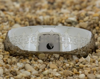6mm Dome Tungsten Carbide Band Custom Design Ring-Free Inside Engraving And Free US Shipping