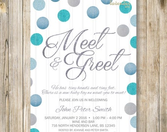 Meet And Greet Etsy