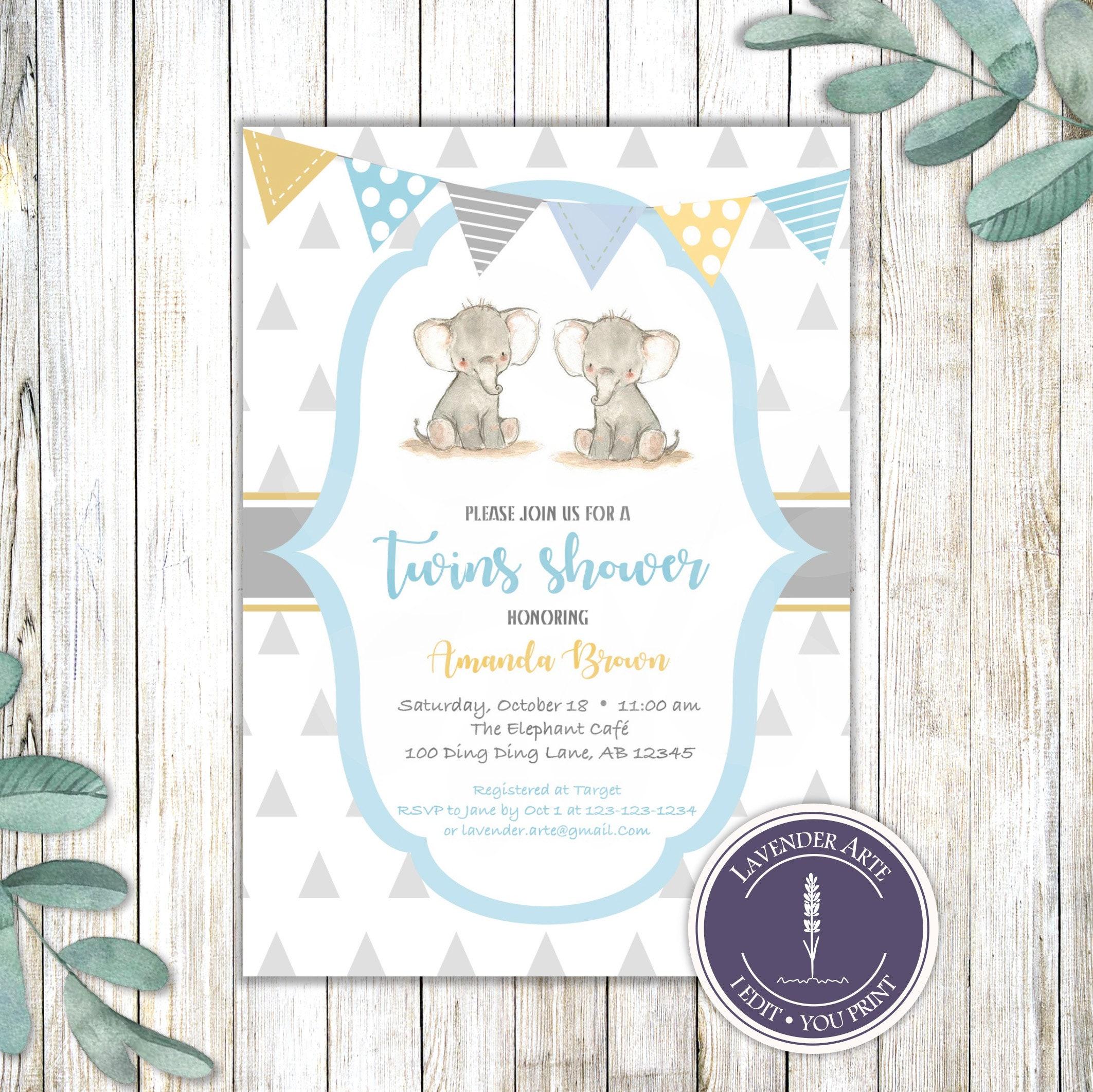 PEANUTS BABY SHOWER Invitation Little Peanuts Shower Invite | Etsy