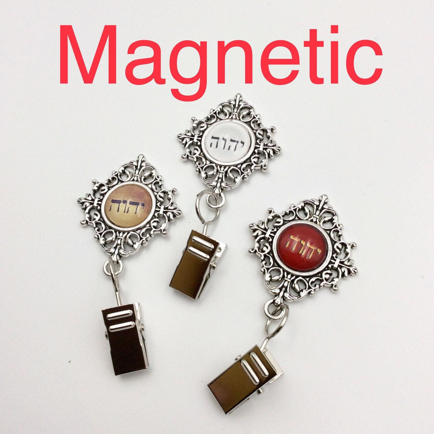 Porte carte badge jw fermeture magn tique titulaire de la etsy - Fermeture magnetique porte ...