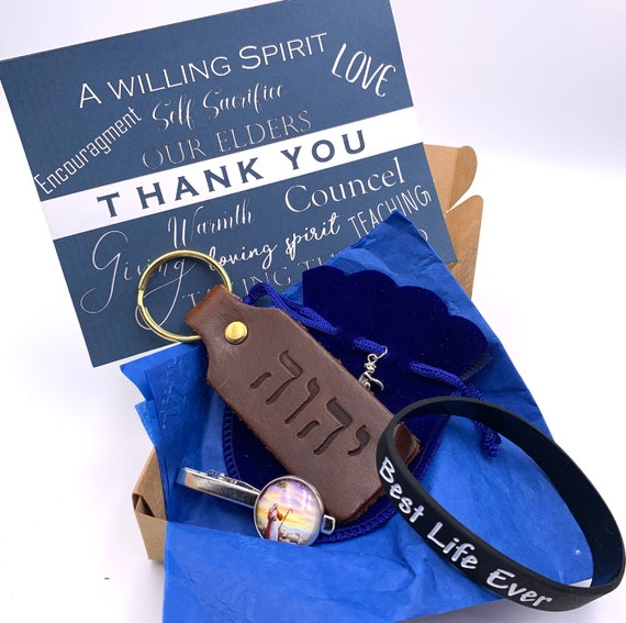 JW.org Elder Appreciation Gift Box and Card