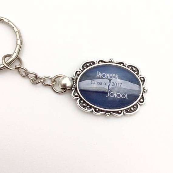 JW Pioneer School Class of 2017 or 2016 Keychain .  Great gift idea! #101