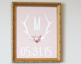 Custom Nursery Art - Digital Print