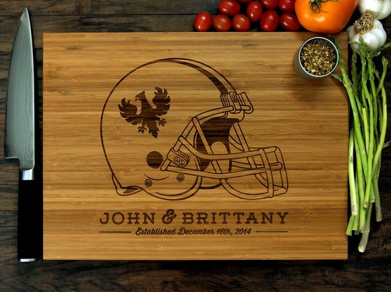 Football Theme Foodie Gift Groomsmen Ideas Brother