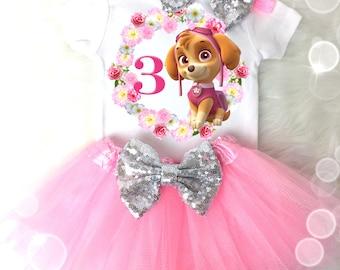 Dog Birthday Party Dress