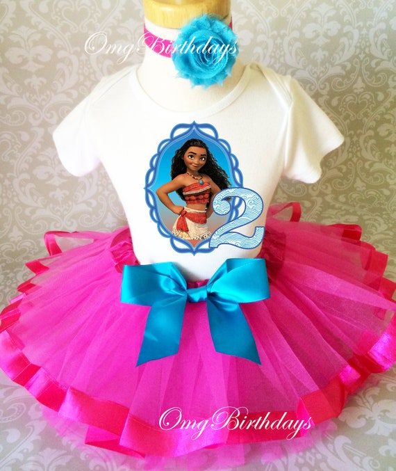 Blue Pink Owl 2nd Second Custom Birthday Girl Tutu Shirt Outfit Set 2 years old