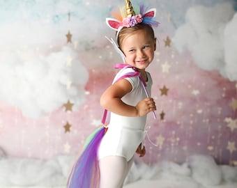 d218eea1 Unicorn costume | Etsy