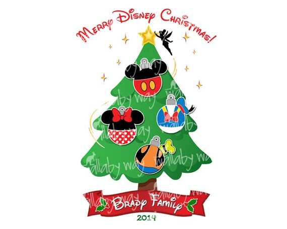 image 0 - Disney Christmas Tree