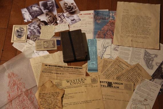 GRAIL DIARY - Indiana Jones Fan Made Prop Replica